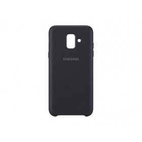 DUAL LAYER COVER BLACK GALAXY A6