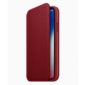 """Apple MRQD2ZM/A custodia per cellulare 14,7 cm (5.8"""") Custodia a libro Rosso"""