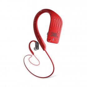JBL Endurance SPRINT Aggancio Stereofonico Senza fili Rosso auricolare per telefono cellulare