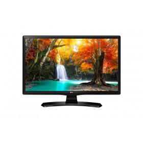 """LG 24TK410V-PZ 23.6"""" HD Piatto Nero monitor piatto per PC"""