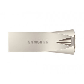 FLASH DRIVE BAR PLUS USB 3.1 32 GB CHAMPAGNE SILVER