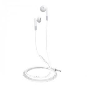 Celly UP300WH Auricolare Stereofonico Cablato Bianco auricolare per telefono cellulare
