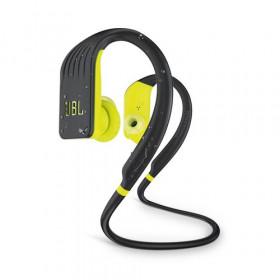 JBL Endurance Jump auricolare per telefono cellulare Stereofonico Aggancio Nero, Giallo Senza fili