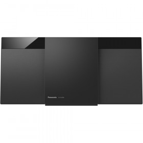 Panasonic SC-HC302EG-K set audio da casa Microsistema audio per la casa Nero 20 W