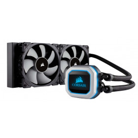 Corsair H100i PRO raffredamento dell'acqua e freon Processore