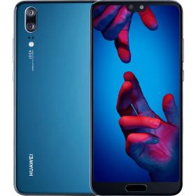 TIM Huawei P20 Doppia SIM 4G 128GB Nero, Blu