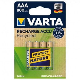 Varta 56813 101 404 household battery Rechargeable battery Nichel-Metallo Idruro (NiMH)