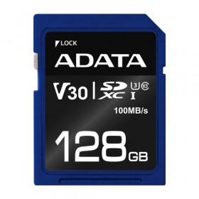 ADATA ASDX128GUI3V30S-R memoria flash 128 GB SDXC Classe 10 UHS-I