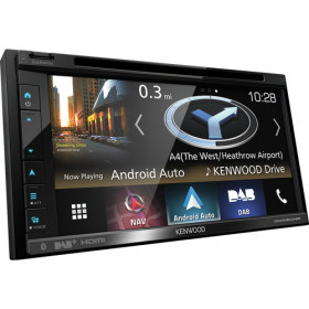 Kenwood Electronics DNX5180DABS Nero 200W Bluetooth autoradio