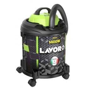 Lavorwash JOCKER 1400 S aspirapolvere 1400 W Aspiratore senza sacchetto 20 L Nero, Verde