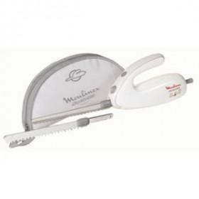 Moulinex secanto coltello elettrico Bianco 100 W