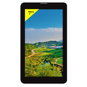 "Majestic Tablet 7""A7 1.3GHZ RAM1GB 8GB 3G ANDR.7.0 NERO"
