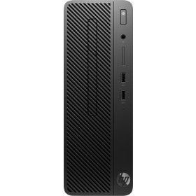 HP 290 G1 Intel(R) Pentium(R) G5400 4 GB DDR4-SDRAM 1000 GB HDD Nero SFF PC