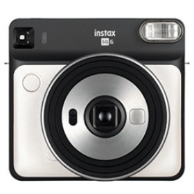 Fujifilm Instax SQ 6 fotocamera a stampa istantanea 62 x 62 mm Bianco