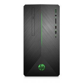 HP Pavilion 690-0002nl 3.4GHz 2600 Mini Tower AMD Ryzen 5 Nero PC