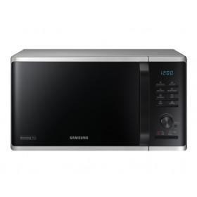 Samsung MG23K3515AS forno a microonde Superficie piana Microonde con grill 23 L 800 W Nero, Argento
