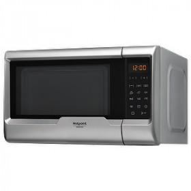 Hotpoint MWHA 2032 MS forno a microonde Piano di lavoro Microonde con grill 20 L 1100 W Argento