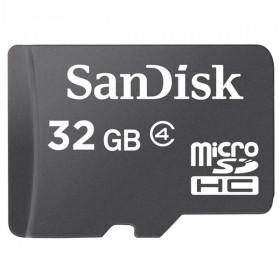 Sandisk microSDHC 32GB 32GB MicroSDHC Classe 4 memoria flash