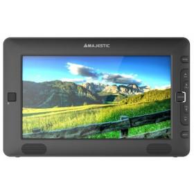 "New Majestic TVD-935 TV portatile 22,9 cm (9"") TFT 800 x 480 Pixel Grigio"