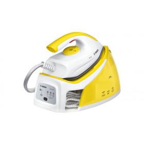 Bosch Serie 2 TDS2120 ferro da stiro a caldaia 2400 W 1,5 L Palladio Bianco, Giallo
