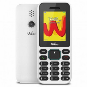 """Wiko Lubi 5 1.8"""" 73g Bianco"""