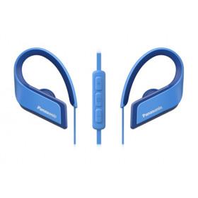 Panasonic RP-BTS35E Aggancio Stereofonico Senza fili Blu auricolare per telefono cellulare
