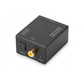 Digitus DS-40133 Nero convertitore audio
