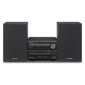 Panasonic SC-PM250 Microsistema audio per la casa Nero 40 W