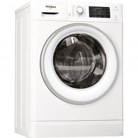 Whirlpool FWDD1071681WS EU Libera installazione Carica frontale A Bianco