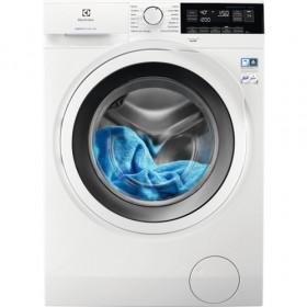 Electrolux EW6F382W lavatrice Libera installazione Caricamento frontale Bianco 8 kg 1200 Giri/min A+++