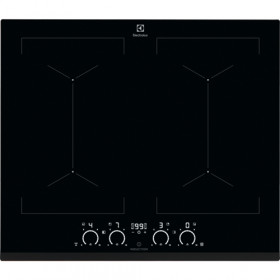 Electrolux Table Induction Nero Incasso A induzione