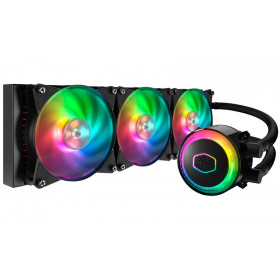 Cooler Master MasterLiquid ML360R RGB raffredamento dell'acqua e freon Processore