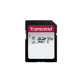 Transcend SDHC 300S 256GB memoria flash SD Classe 10 NAND