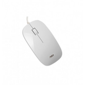 MOUSE USB OTTICO 3D MINI WH 1000 DPI PLUG&PLAY ADJ