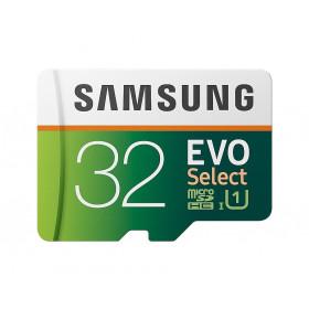 Samsung EVO Select memoria flash 32 GB MicroSDHC Classe 10 UHS-I