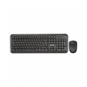 Vultech KM-820W tastiera RF Wireless QWERTY Italiano Nero
