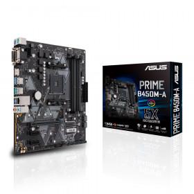 ASUS PRIME B450M-A Presa AM4 micro ATX AMD B450
