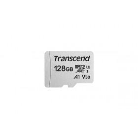 Transcend TS128GUSD300S-A memoria flash 128 GB MicroSDXC Classe 10 NAND