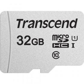 Transcend microSDHC 300S 32GB memoria flash Classe 10 NAND