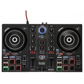 Hercules Inpulse 200 controller per DJ Nero