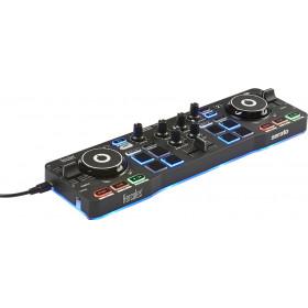 Hercules Starlight controller per DJ Nero CD scratcher 2 canali