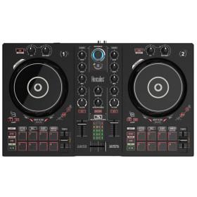 Hercules DJControl Inpulse 300 controller per DJ Nero Digital Vinyl System (DVS) scratcher