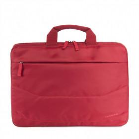 """Tucano Idea borsa per notebook 39,6 cm (15.6"""") Custodia a tasca Rosso"""