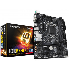 Gigabyte H310M S2H 2.0 scheda madre LGA 1151 (Presa H4) Intel H310 Express Micro ATX