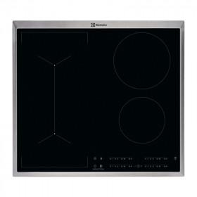 Electrolux EIV 63443 X piano cottura Incasso A induzione Nero, Acciaio inossidabile