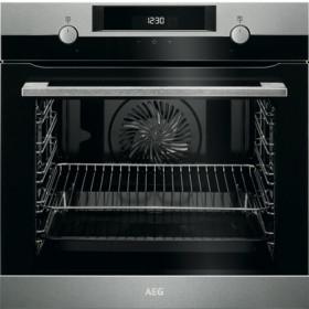 AEG BEK 435220 M forno Forno elettrico 71 L Acciaio inossidabile A