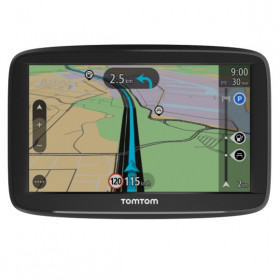 "TomTom Start 52 navigatore 12,7 cm (5"") Touch screen LCD Palmare/Fisso Nero 209 g"