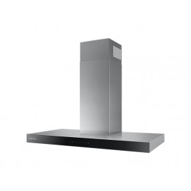 Samsung NK36M5070BS 668 m³/h Cappa aspirante a parete Argento B