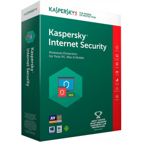 Kaspersky Lab Internet Security 2019 Full license 1 licenza/e 1 anno/i ITA