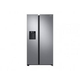 Samsung RS68N8242SL frigorifero side-by-side Libera installazione Acciaio inossidabile 617 L A+++